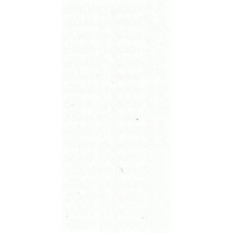 """Stickers """"Held & Lykke"""" 8021 (hvid)"""