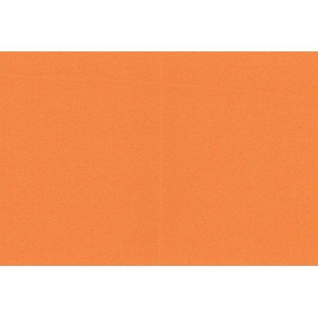 A6 Kort Dobbelt Kort Orange