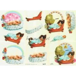 Babydreng , 3D ark