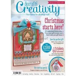 Creativity inklusiv 2 gratis gaver, 1 pk træfigurer og 1 pk figurer fra Victorian christmas, nummer 50