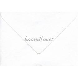 C6 kuvert hvid 17,7 x 11,3cm 20stk