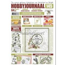 Hobbyjournaal 145 med gratis 3d